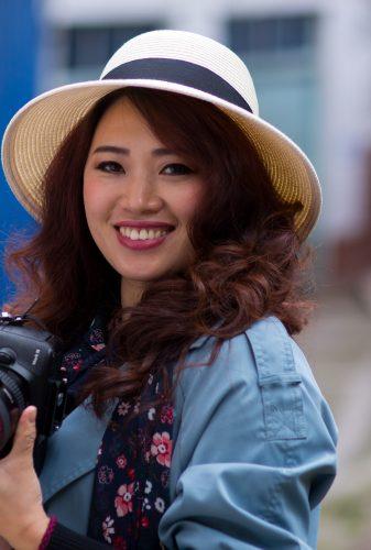 profile of Tami Xiang